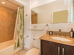 Tub/ Shower bath combo