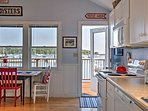 This 1-bedroom, 1-bathroom vacation rental can sleep up to 4 lucky travelers.