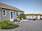 'Heron Cottage' on Casco Bay w/Deck & Dock Access!