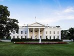 White House 24 min by subway