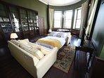 Kitchen/Living/Dining Room - Sofa bed set up