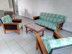 Salon, canapé et fauteuils