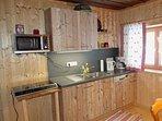 Küchenkomfort vorhanden: Geschirrspülmaschine, Kühl-/Gefrierschrank, Induktionskochfelder usw.