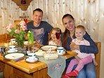 Ein Urlaubsfest für die ganze Familie
