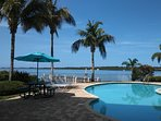 Boca Ciega Resort and Marina - Waterfront View ! See Dolphins from Balcony !
