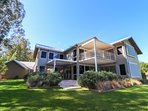 Architecturally designed with stunning lake views