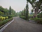 Strolling area