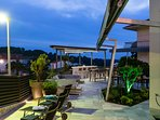 Resort relax/bar area