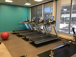 Gym for sports' lovers!