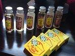les produits de courtoisie made in Tahiti, aux senteurs de vanille, tiare