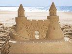 Sand Castle Fun!!!