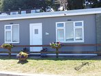 Bideford bay Holiday park    Kooks Cabin