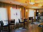 On site restaurant & bar