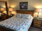 Master bedroom at Stoney Creek Northstar 36