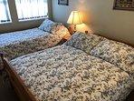 Second bedroom at Stoney Creek Northstar 36