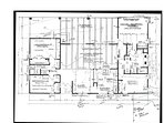 Architect's plan, simplified. Floors are teak parquet, marble and porcelain.