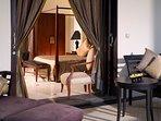 The Ylang Ylang - Eastern master suite