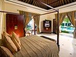 The Ylang Ylang - Eastern master bedroom