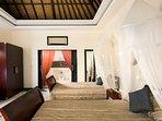 The Ylang Ylang - North western bedroom