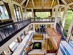 The Ylang Ylang - Living bale from upstairs