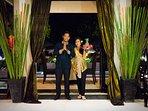 The Ylang Ylang - Attentive staff