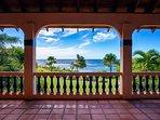 Ocean view from your front door.