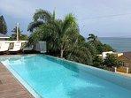 The Beautiful Pool deck of Moonshine