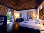 Majapahit Beach Villas - Villa Nataraja - Guest bedroom