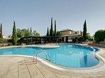 Fab communal pool
