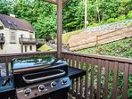 Start up the grill and enjoy!