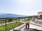 The views from all balconies are breathtaking!