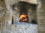 Our bread oven. Pizza anyone?