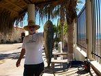 Dorado fishing is Great here