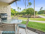 Keauhou Punahele #D103 - Private Lanai with BBQ