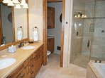 Master Bathroom  Suite 1