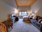 Cozy studio for your Keystone Getaway.