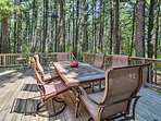 NEW! Lake Geneva House in the Woods w/ Fire Pit!