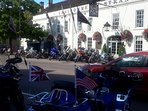 Calne International  Bike Meet Day 2018, A Great Day For Everyone.