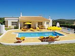 3 bedroom Villa in Cerca Velha, Faro, Portugal : ref 5651740