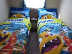 Beds made up to suit your little ones