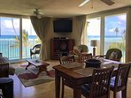 Beachfront/ocean view condo with wrap around views!