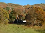The Lake District in the Autumn