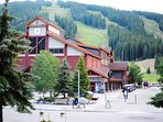 Your condo is just steps away from Copper Station and Super Bee lift at beautiful Copper Mountain!