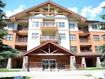 Copper Springs building in East Village at Copper Mountain