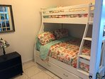 Second Bedroom Full/Twin