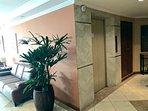 Lobby & Elevator