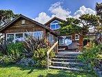 Experience the best of Oregon's scenic Northern Coast at this Arch Cape home!
