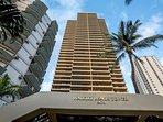 Aston Waikiki Beach Tower Double Bedroom