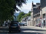 Golf Road, Ballater