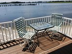 Bayfront Cottage with Private Beach! Bring the PWC or Boat and anchor up next to
